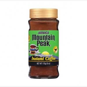 Jamaica Mountain Peak Decaffeinate 6oz