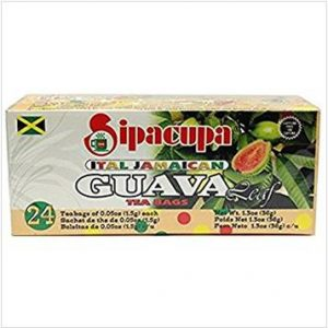 Sipacupa – Jamaican Guava leaf Tea (24 Pack)