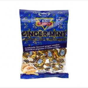 Ginger and Mint Hard Candy (91.71g)