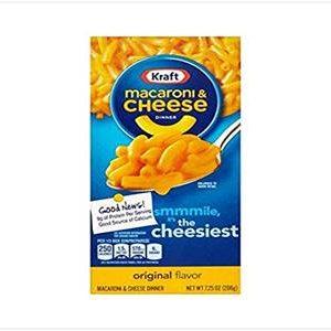Kraft Macaroni & Cheese 206g