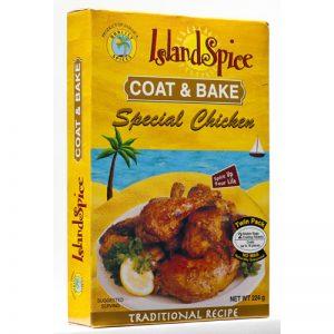 Coat & Bake Spicy Chicken – Island Spice (224g)