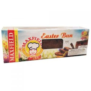 Maxfield Jamaica Easter Bun 42oz