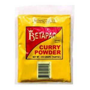 Betapac Curry Powder (400g)