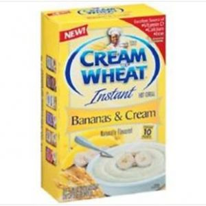 Cream of Wheat Instant Cereal – Banana Flavor (340g)