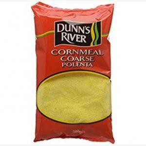 Dunns River Cornmeal Porridge (Coarse) 500g