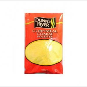 Dunns River Cornmeal  (Coarse) 500g