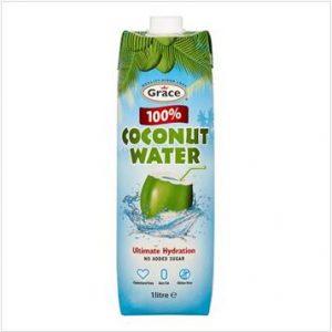 Grace Coconut Water Tetra Pak (1 Litre)