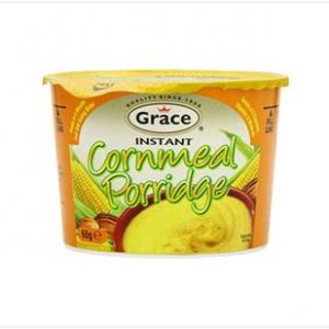 Grace Instant Cornmeal Porridge (60g)