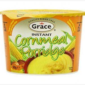 Grace Instant Cornmeal Porridge (60g)
