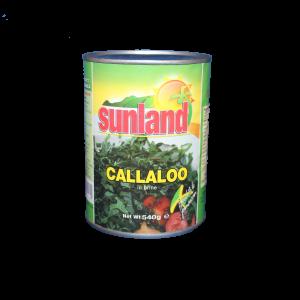 Sunland Callalo
