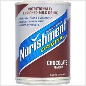 Dunns River – Nurishment Original Chocolate Flavour (400g)
