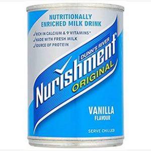 Dunns River – Nurishment Original Vanilla Flavour (400g)