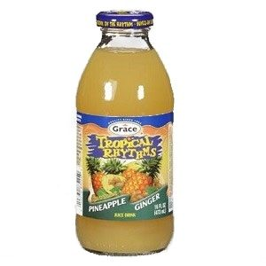 Tropical Rhythm – Pineapple & Ginger (475ml)