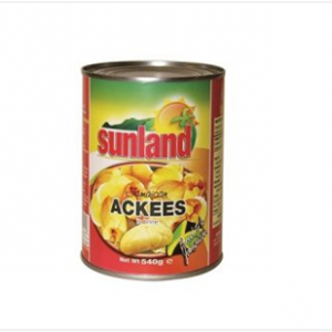 Sunland Ackee (540g)