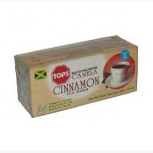 Tops – Jamaican Canela & Cinnamon (24 Pack)