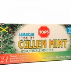 Tops – Jamaican Cullen/ Honeysuckle Mint Tea (24 Pack)
