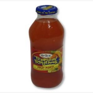 Tropical Rhythm – Fruit Punch (475ml)