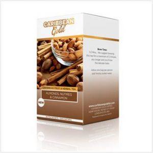 Caribbean Gold – Almond Nutmeg & Cinnamon (20 Pack)