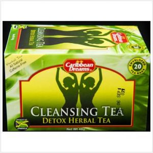 Caribbean Dreams – Cleansing Tea (20 Pack)