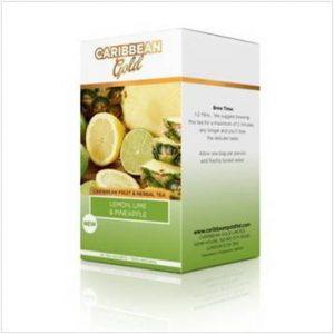 Caribbean Gold – Lemon Lime & Pineapple (20 Pack)