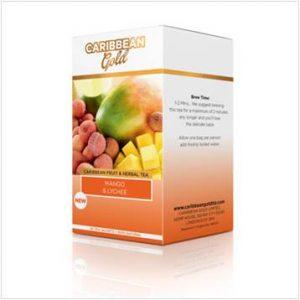 Caribbean Gold – Mango & Lychee (20 Pack)
