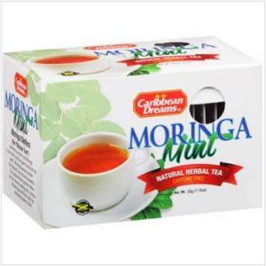 Caribbean Dreams – Moringa & Mint