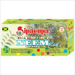 Sipacupa – Jamaican Neem Leaf (24 Pack)