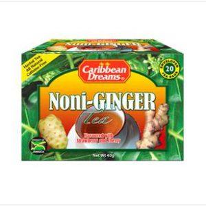 Caribbean Dreams – Noni & Ginger (20 Pack)