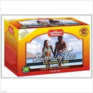 Caribbean Dreams – Slimming Tea (20 Pack)