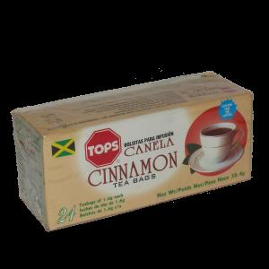Tops – Canela & Cinnamon Tea (24 Pack)