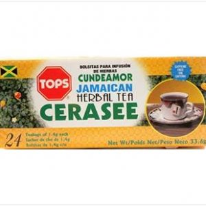 Tops – Jamaican Cerasee (24 Pack)
