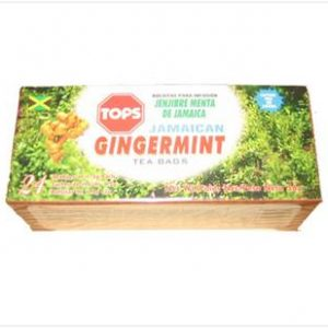 Tops – Jamaican Gingermint (24 Pack)