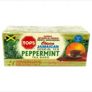 Tops – Classic Jamaican Peppermint (24 Pack)