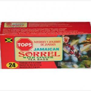 Tops – Jamaican Sorrel (24 Pack)