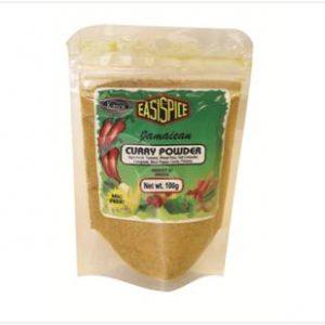 Easi Spice Authentic Jamaica Curry Seasoning  (100g)