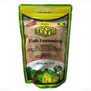 Easi Spice Authentic Jamaica Fish Seasoning (170g)