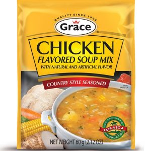 Grace – Chicken Noodle  Soup (50g)